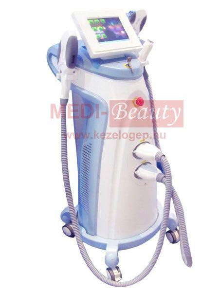 Medi Super IPL-RF (E-Light) szőrtelenítő gép - Kezelőgép - Medi Beauty a8d5298ad5