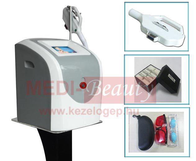 Medi-Beauty eLight IPL szőrtelenítő berendezés - Kezelőgép - Medi Beauty 9ceb7289b1