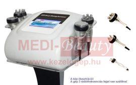 Medi-Beauty RF kezelőgép - 3 fejes