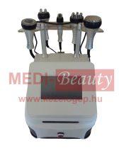 Medi-Beauty RF és kavitációs kezelőgép - 5 fejes