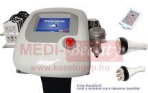 Medi-Beauty Lipolézer RF és kavitáció kombinált kezelőgép