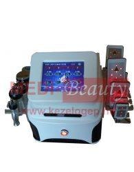Medi-Beauty Lipolézer, RF, kavitáció és vákuum kombinált kezelőgép
