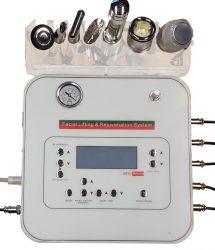 Medi-Beauty F2 arckezelő rendszer mikrodermabrázióval