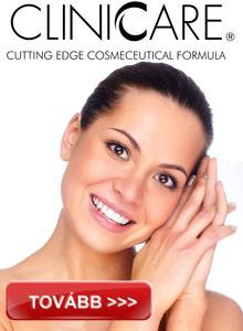 Cliniccare-kozmetikumok