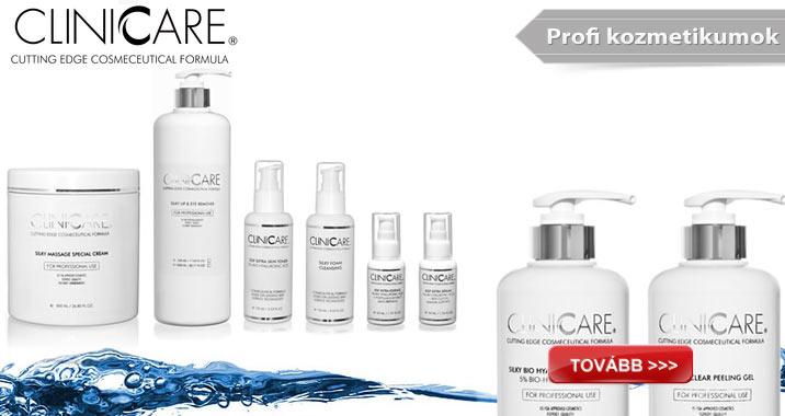 Medi-Beauty Kft. - ClinicCare termékcsalád